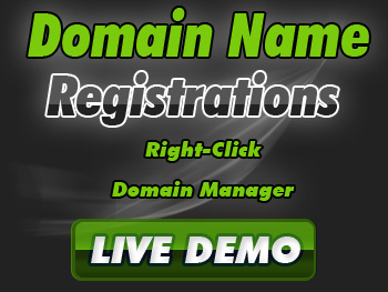Cheap domain name registration service providers